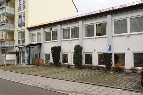 Firmengebäude Josef Traub GmbH
