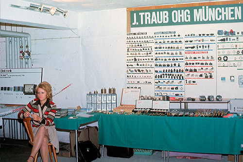 J. Traub OHG München